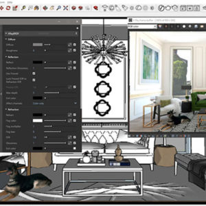 Vray-for-sketchup