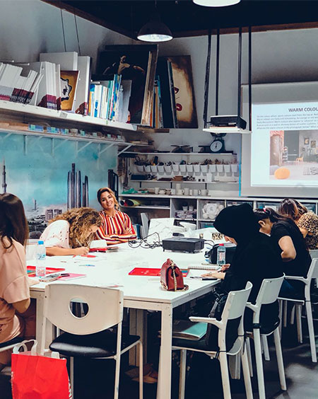 The Designers' Studio - Interior Design Courses in Dubai